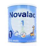 Novalac 1 Lait poudre 800g à Paray-le-Monial