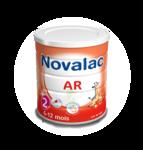 Novalac AR 2 Lait poudre antirégurgitation 2ème âge 800g à Paray-le-Monial