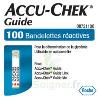 Accu-chek Guide Bandelettes 2 X 50 Bandelettes à Paray-le-Monial