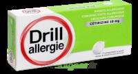 Drill 10 Mg Comprimés à Sucer Allergie Cétirizine Plq/7 à Paray-le-Monial