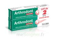Pierre Fabre Oral Care Arthrodont Dentifrice Classic Lot De 2 75ml à Paray-le-Monial