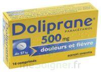 DOLIPRANE 500 mg Comprimés 2plq/8 (16) à Paray-le-Monial
