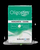 OLIGOSTIM Manganèse Cuivre Cpr subl T/40 à Paray-le-Monial