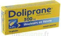 DOLIPRANE 500 mg Gélules B/16 à Paray-le-Monial