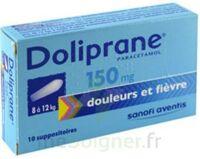 DOLIPRANE 150 mg Suppositoires 2Plq/5 (10) à Paray-le-Monial