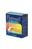 Fluimucil Expectorant Acetylcysteine 200 Mg Adultes Sans Sucre, Granulés Pour Solution Buvable En Sachet édulcorés à L'aspartam Et Au Sorbitol à Paray-le-Monial