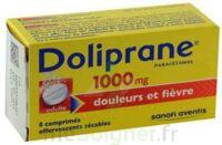 DOLIPRANE 1000 mg Comprimés effervescents sécables T/8 à Paray-le-Monial