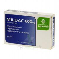 MILDAC 600 mg, comprimé enrobé à Paray-le-Monial