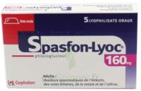 Spasfon Lyoc 160 Mg, Lyophilisat Oral à Paray-le-Monial
