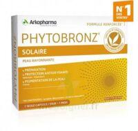 Phytobronz Solaire Caps tous types de peaux 2B/30 à Paray-le-Monial
