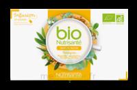 Nutrisanté Infusions Bio Tisane Régulation des sucres 20 Sachets à Paray-le-Monial