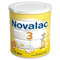 Novalac 3 Croissance lait en poudre 800g à Paray-le-Monial