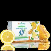 Puressentiel Respiratoire Pastilles Respiratoire Gorge Miel-citron - 18 Pastilles à Paray-le-Monial