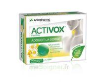 Acheter Activox sans sucre Pastilles menthe eucalyptus B/24 à Paray-le-Monial