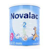 Novalac 2 Lait En Poudre 2ème âge B/800g* à Paray-le-Monial