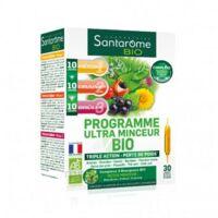 Santarome Bio Programme ultra minceur Solution buvable 30 Ampoules/10ml à Paray-le-Monial