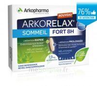 Arkorelax Sommeil Fort 8H Comprimés B/15