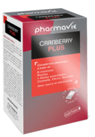Pharmavie Cranberry Plus 12 Sachets à Paray-le-Monial