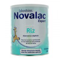Novalac Riz Lait poudre 0-36mois B/800g