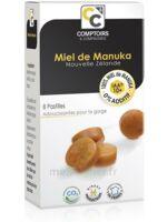 Comptoirs et Compagnies Miel de Manuka IAA 10+ Pastilles B/8 à Paray-le-Monial