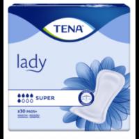 Tena Lady Protection Anatomique Adhésive Super Sachet/30 à Paray-le-Monial