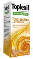 TOPLEXIL 0,33 mg/ml sans sucre solution buvable 150ml à Paray-le-Monial