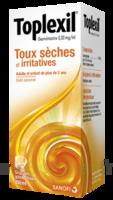 TOPLEXIL 0,33 mg/ml, sirop 150ml à Paray-le-Monial