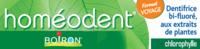 Boiron Homéodent Soin Complet Dents Et Gencives Pâte Dentifrice Chlorophylle Format Voyage T/25ml à Paray-le-Monial