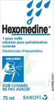 Hexomedine 1 Pour Mille, Solution Pour Pulvérisation Cutanée En Flacon Pressurisé à Paray-le-Monial