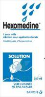 Hexomedine 1 Pour Mille S Appl Loc Fl/250ml à Paray-le-Monial
