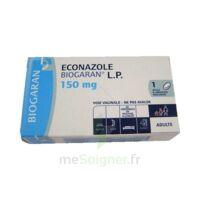ECONAZOLE BIOGARAN L.P. 150 mg, ovule à libération prolongée à Paray-le-Monial
