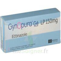 GYNOPURA L.P. 150 mg, ovule à libération prolongée Plq/2 à Paray-le-Monial