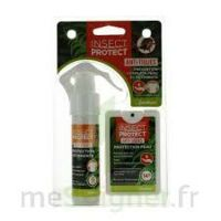 Insect Protect Spray Peau + Spray VÊtements Fl/18ml+fl/50ml à Paray-le-Monial