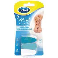Scholl Velvet Smooth Ongles Sublimes Kit De Remplacement à Paray-le-Monial
