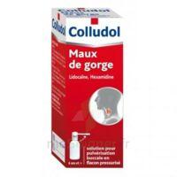 COLLUDOL Solution pour pulvérisation buccale en flacon pressurisé Fl/30 ml + embout buccal à Paray-le-Monial