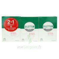 Silettum Nutrition Du Cheveu 60 X2 + 60 Offertes à Paray-le-Monial