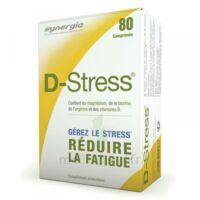 D-stress, Boite De 80 à Paray-le-Monial