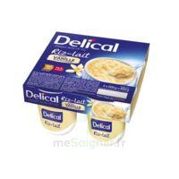Delical Riz Au Lait Nutriment Vanille 4pots/200g à Paray-le-Monial