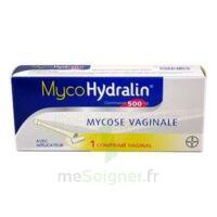 MYCOHYDRALIN 500 mg, comprimé vaginal à Paray-le-Monial