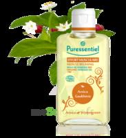 Puressentiel Articulations & Muscles Huile de massage BIO** Effort Musculaire - Arnica - Gaulthérie - 100 ml à Paray-le-Monial