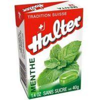 HALTER Bonbons sans sucre menthe à Paray-le-Monial