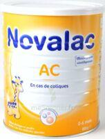 Novalac AC 1 Lait en poudre 800g à Paray-le-Monial