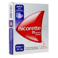 Nicoretteskin 25 mg/16 h Dispositif transdermique B/28 à Paray-le-Monial