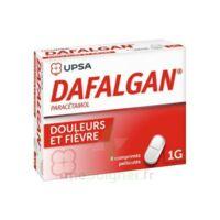 DAFALGAN 1000 mg Comprimés pelliculés Plq/8 à Paray-le-Monial