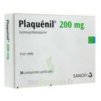 PLAQUENIL 200 mg, comprimé pelliculé à Paray-le-Monial