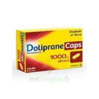 DOLIPRANECAPS 1000 mg Gélules Plq/8 à Paray-le-Monial