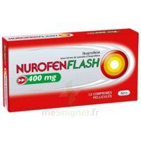 NUROFENFLASH 400 mg Comprimés pelliculés Plq/12 à Paray-le-Monial