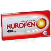 NUROFEN 400 mg Comprimés enrobés Plq/12 à Paray-le-Monial