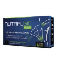 Nutralgic Muscle Comprimés Décontractant Musculaire B/14 à Paray-le-Monial