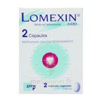 LOMEXIN 600 mg Caps molle vaginale Plq/2 à Paray-le-Monial